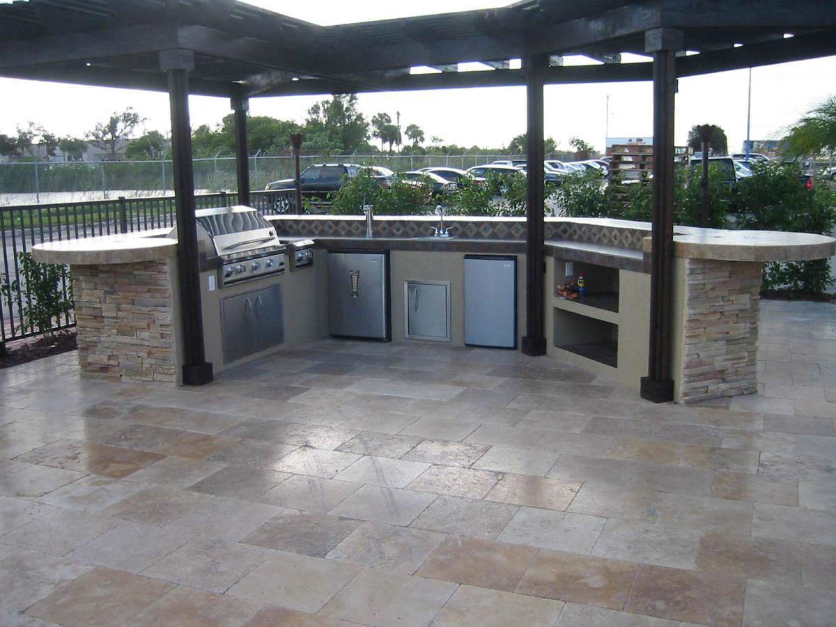 Kitchen Supplies Long Island Brinkmann Built In Barbecue Grills For The Custom Outdoor