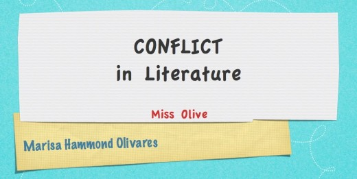 Types of Conflict in Literature What is Internal and External