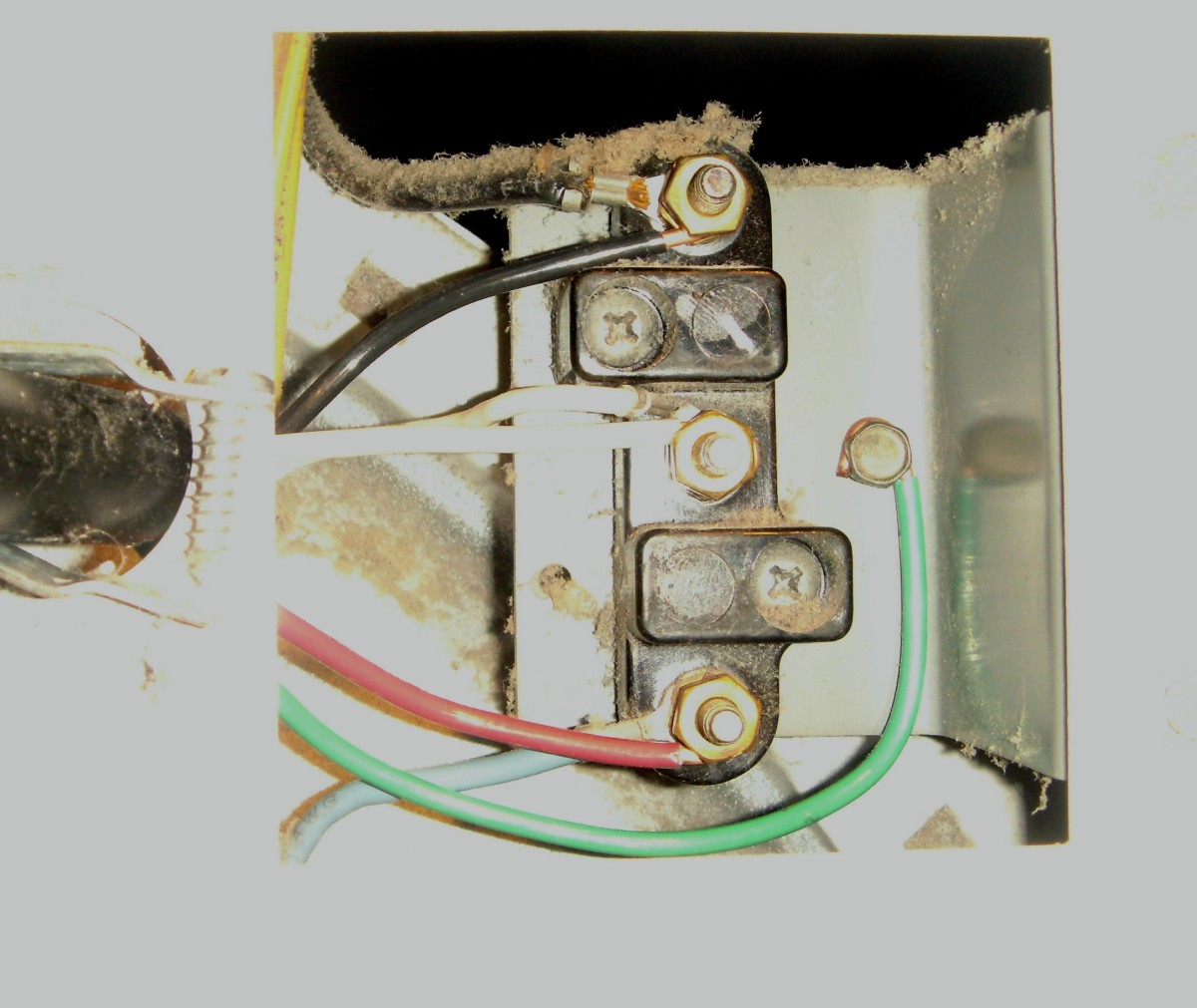 Changing a 3-Prong to 4-Prong Dryer Plug and Cord Dengarden