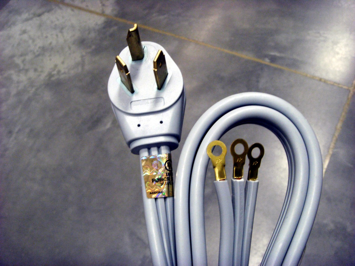 How to Change a 4-Prong Dryer Cord and Plug to a 3-Prong Dengarden