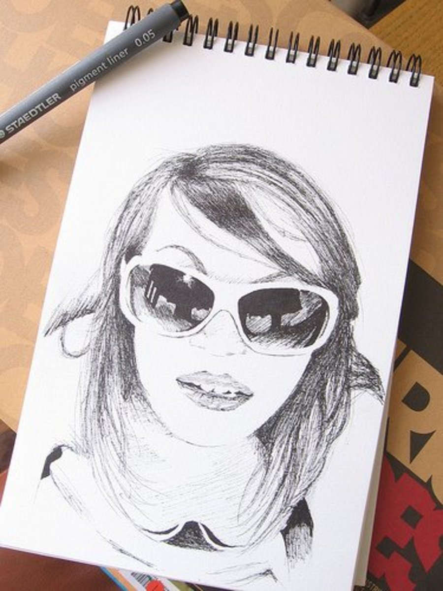8 Ways to Improve Your Drawing and Artistic Skills HubPages