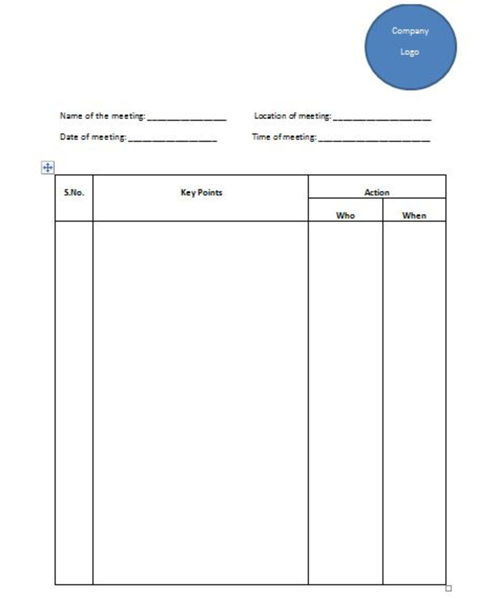 Minute Sheet Template - Arch-times - minute sheet template