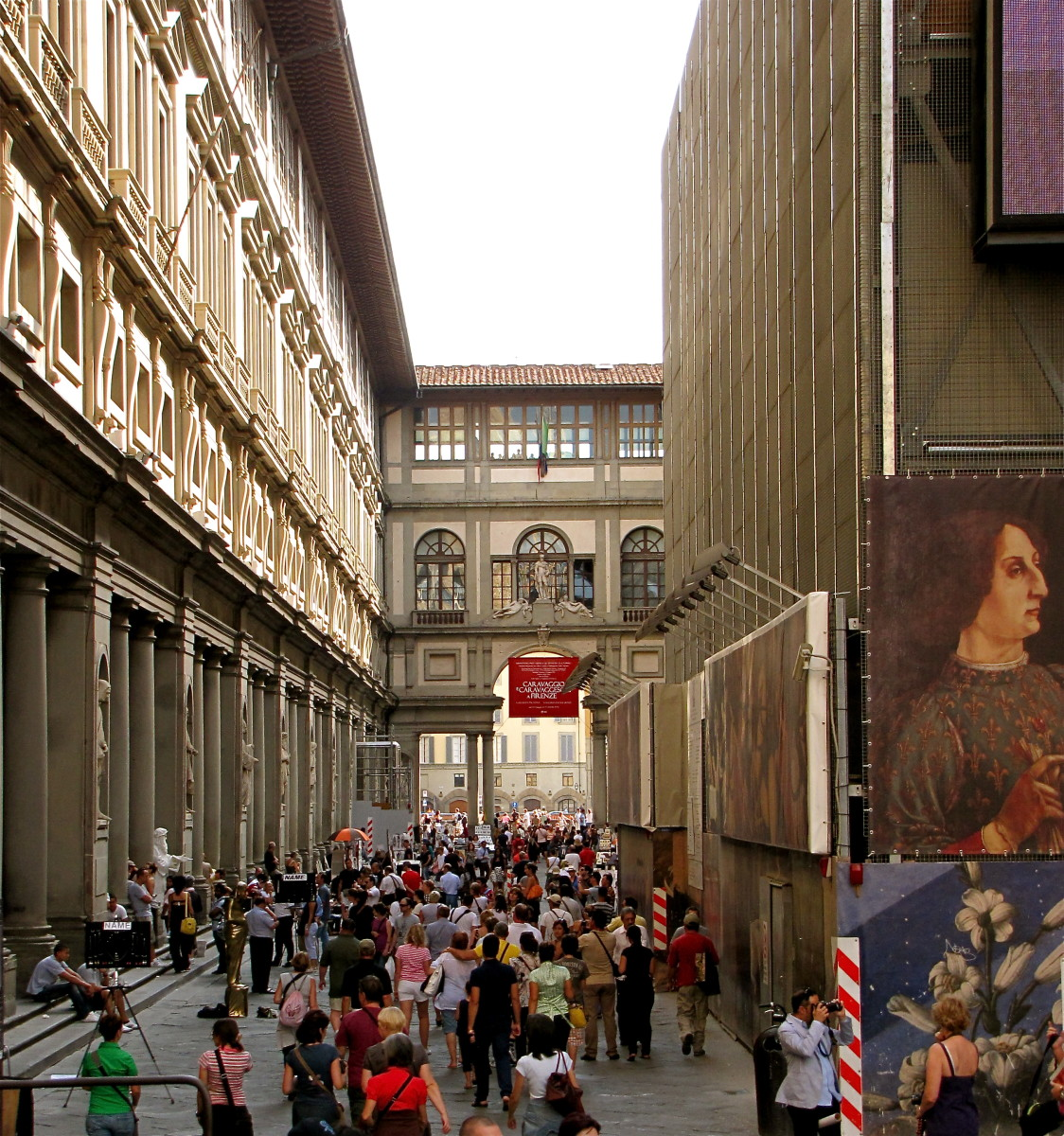 Galerie Des Offices Florence Réservation Tips For Visiting The Uffizi Museum Florence Italy Wanderwisdom