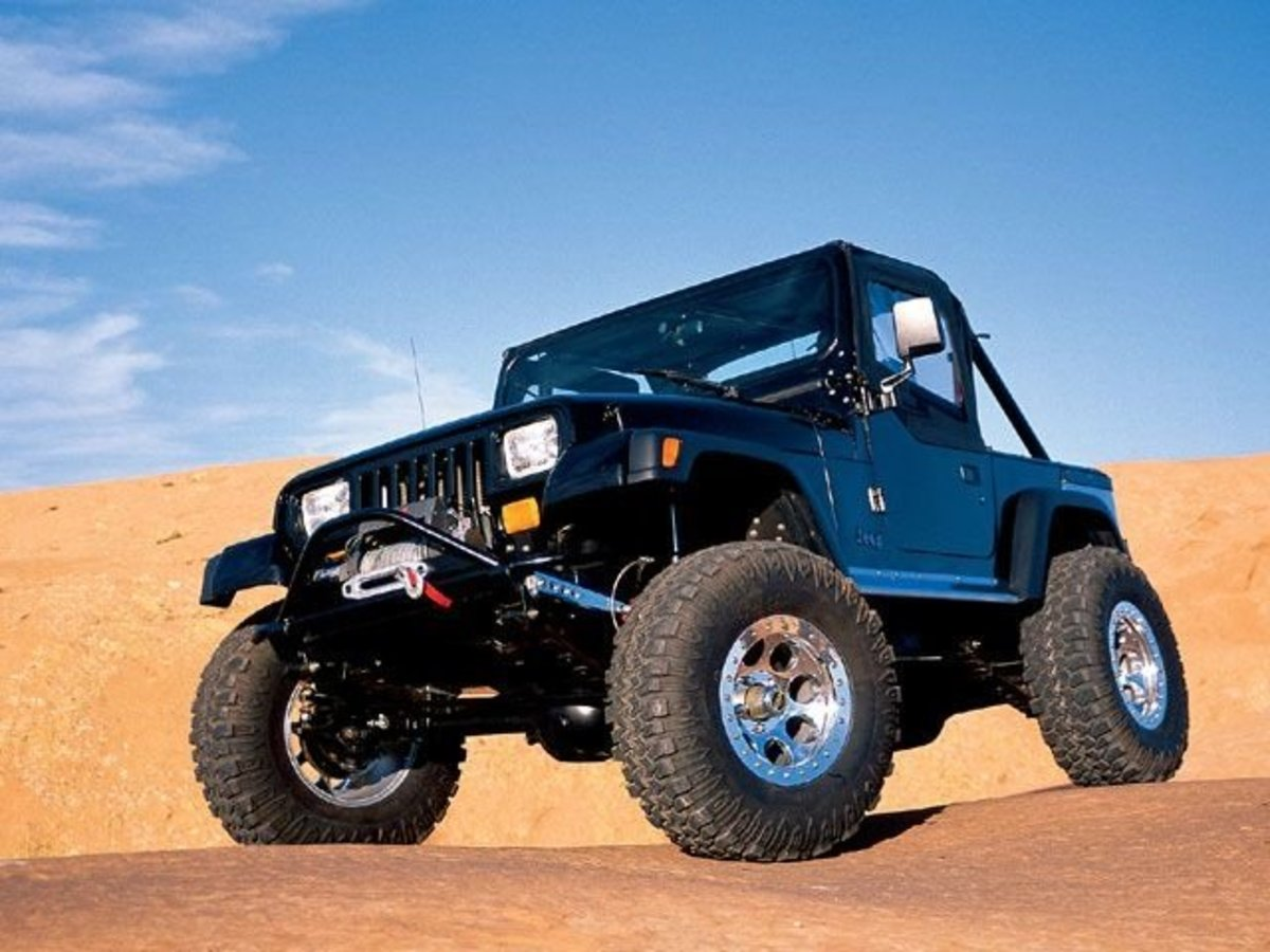 Upgrades and Mods for Your Jeep YJ AxleAddict