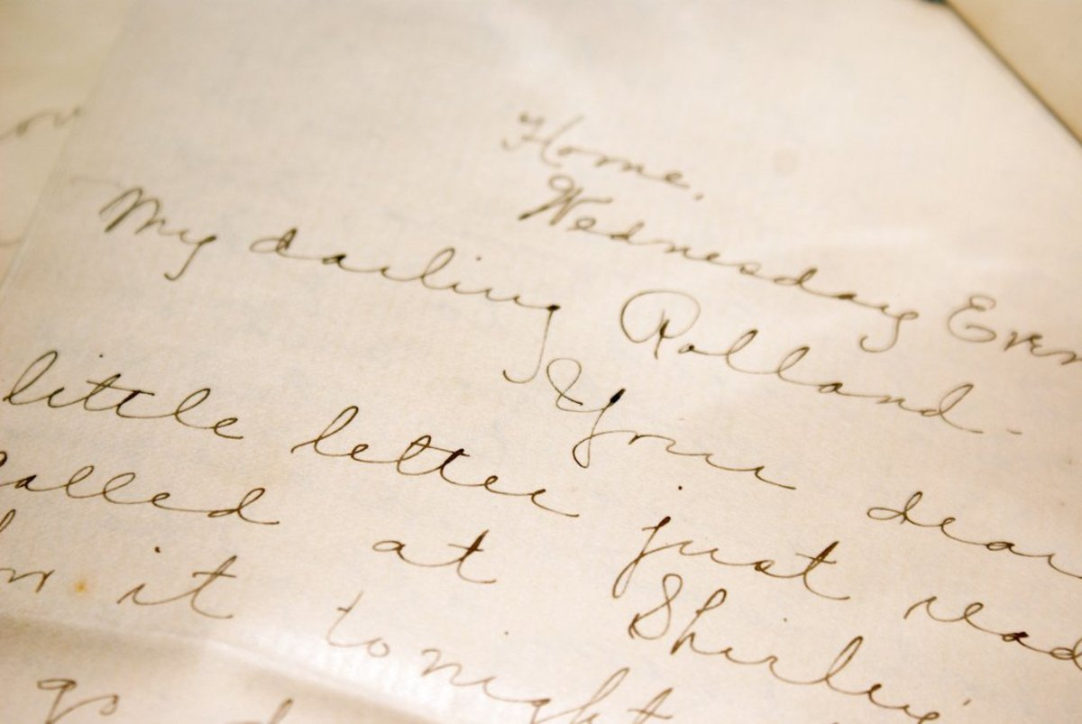 How to Write Romantic Love Letters for Valentine\u0027s Day HubPages