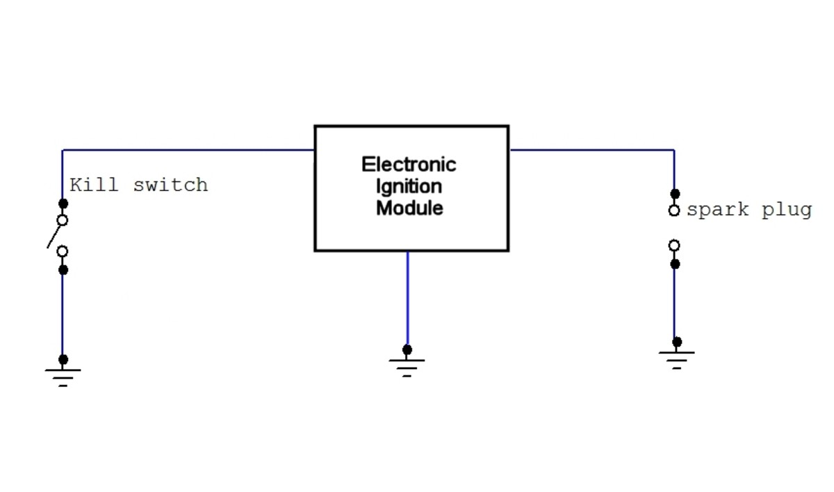 small engine ignition module wiring diagram
