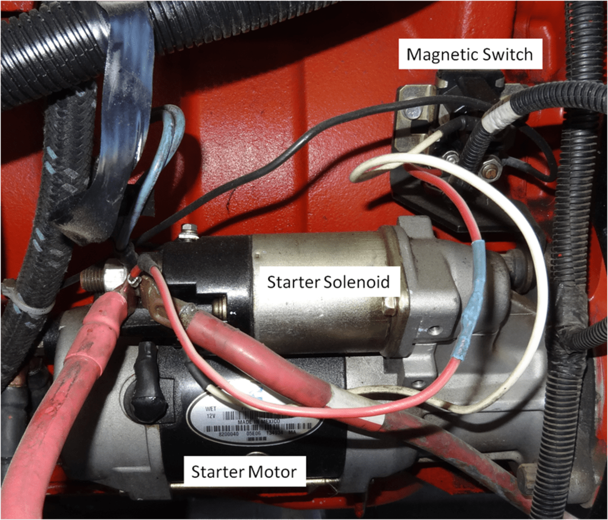 DIY Auto Service Starter Diagnosis and Repair AxleAddict