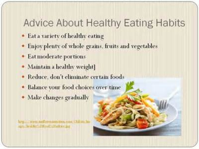 7 Healthy Eating Habits for the non-gym/Fitness people ...