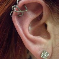 How to Care for a Helix or Forward Helix Piercing