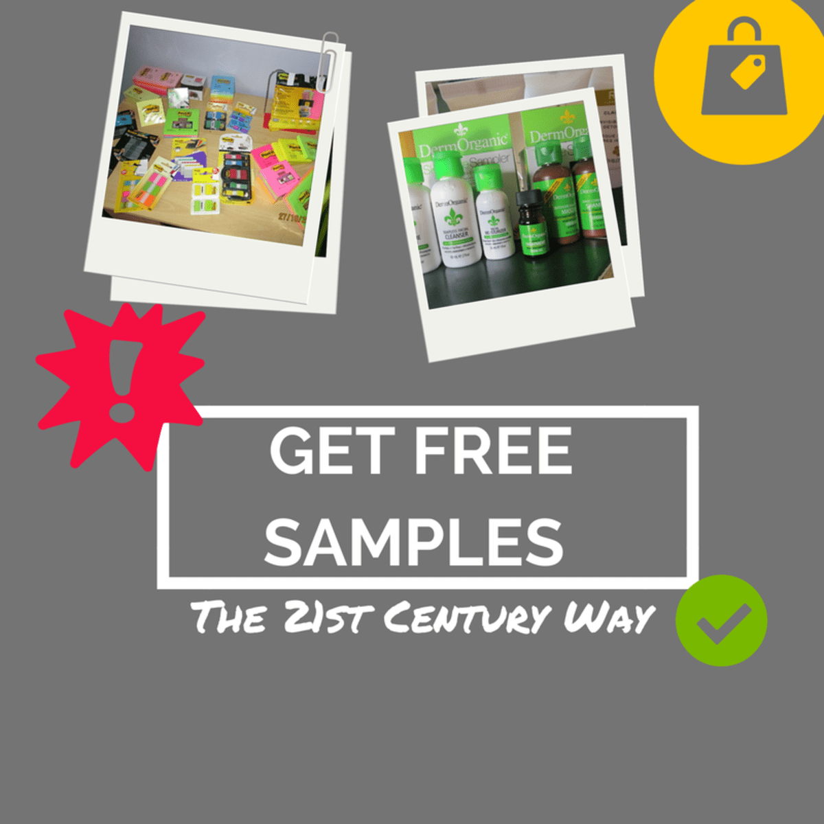 How to Get Free Samples From Companies With No Strings Attached - product list samples