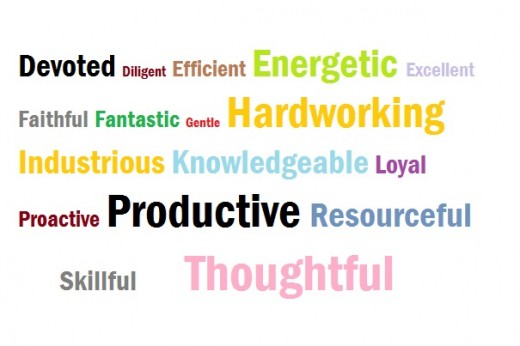 Words To Describe Yourself In Resume Good Resume Words Fine3 key