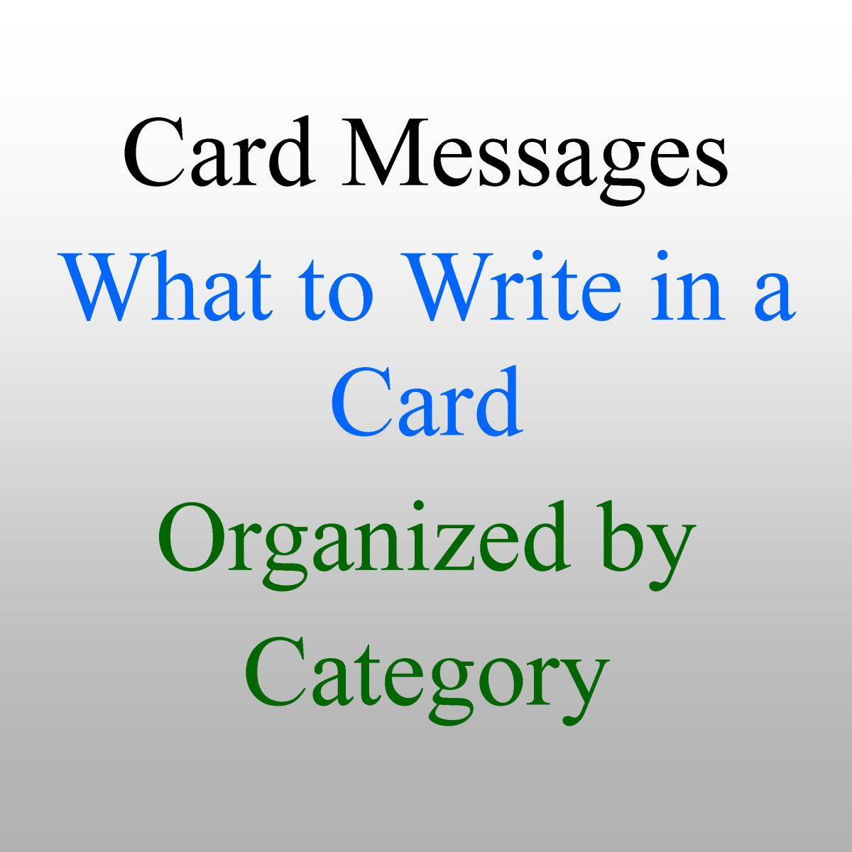 What to Write in a Greeting Card Messages and Wishes Holidappy - what to write