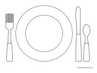 Favorite Foods Coloring Pages | HubPages