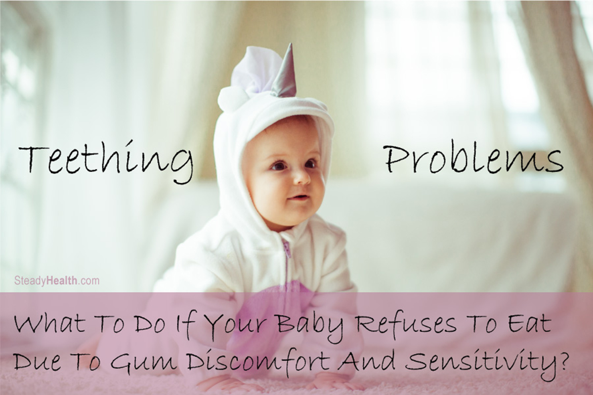 Nursing And Baby Biting Teething Problems What To Do If Your Baby Refuses To Eat
