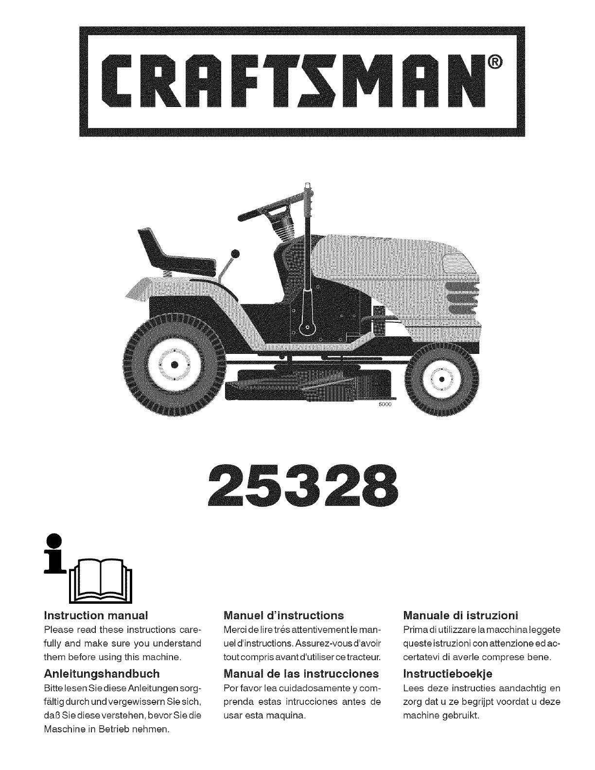 Il Tappeto Volante Wiki Craftsman 917253280 User Manual Tractor Manuals And Guides L0803683