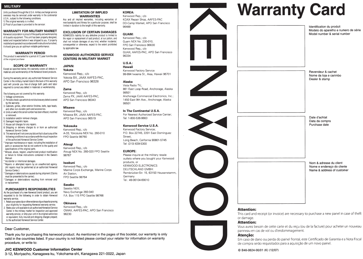 kenwood car stereo wiring harness adapter