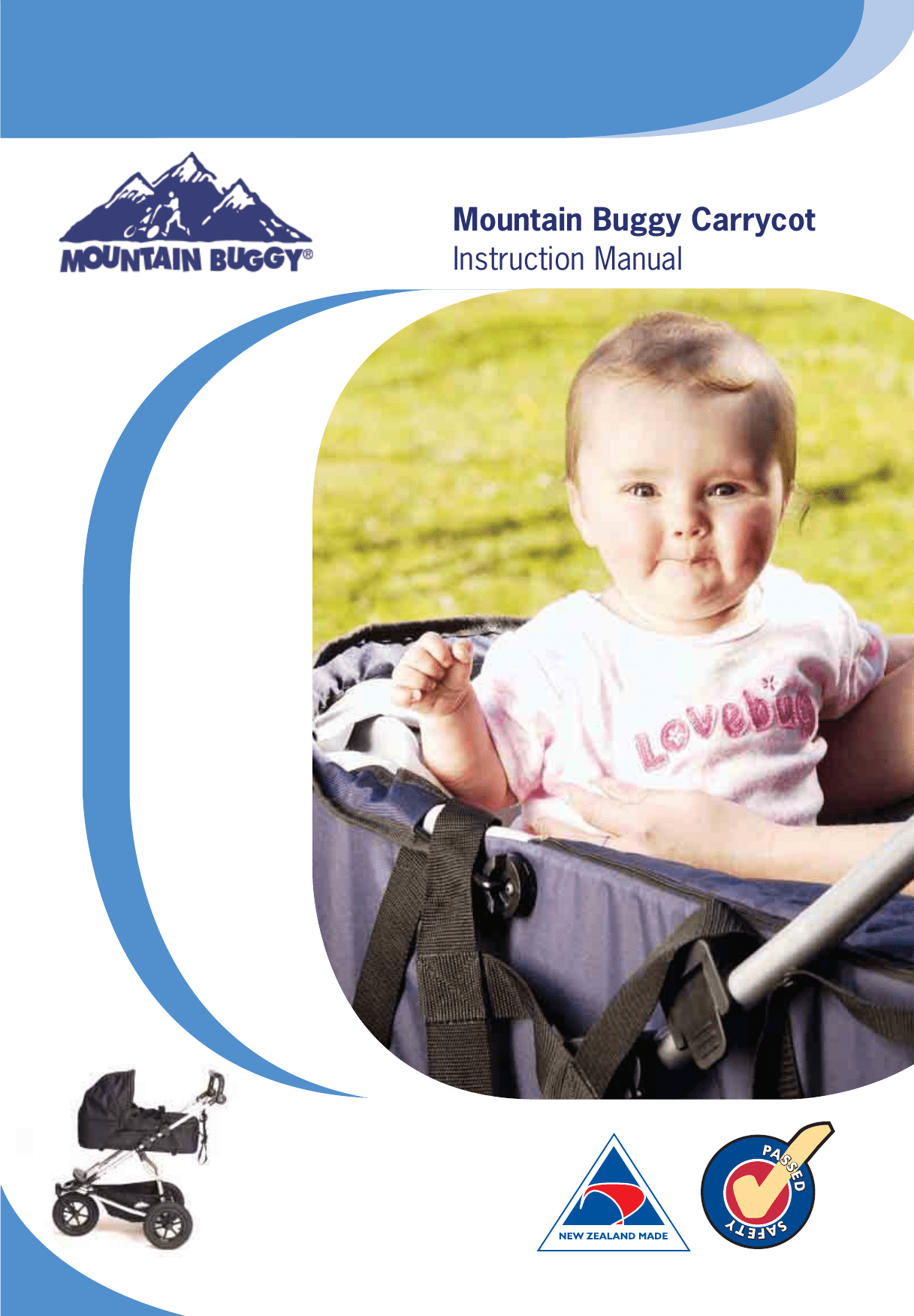 Doppel Kinderwagen Urban Jungle Mountain Buggy Carrycot Users Manual Mountian Outside Cover