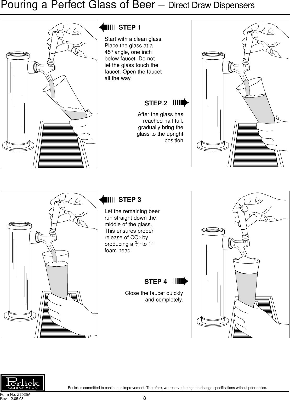 perlick wiring diagram