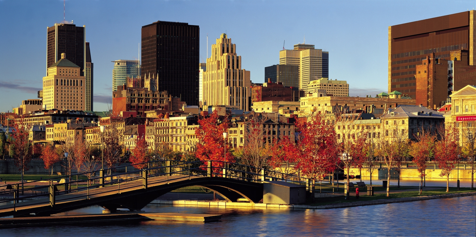 Quebec Montreal The Heartland Ontario And Quebec Lessons Tes Teach