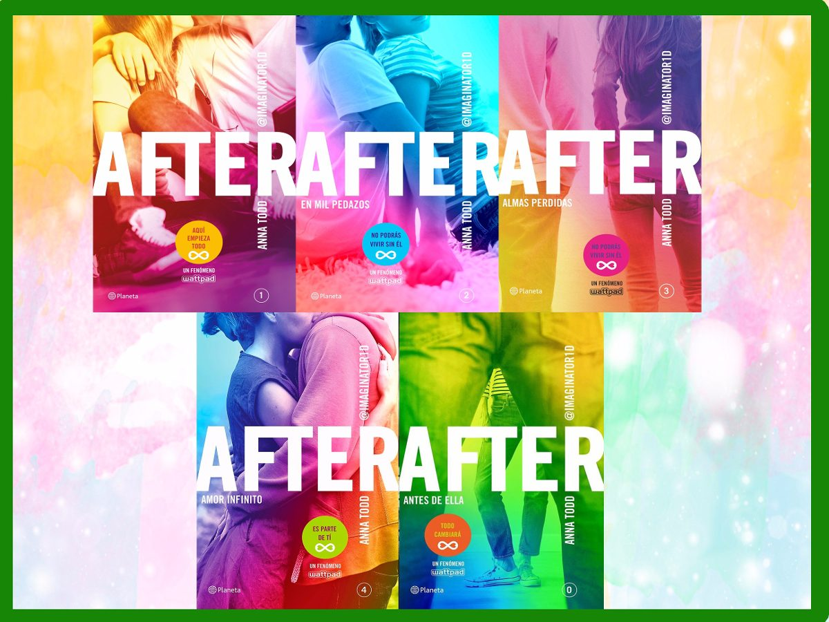 Libros De After After By Pomareslopezrocio On Emaze