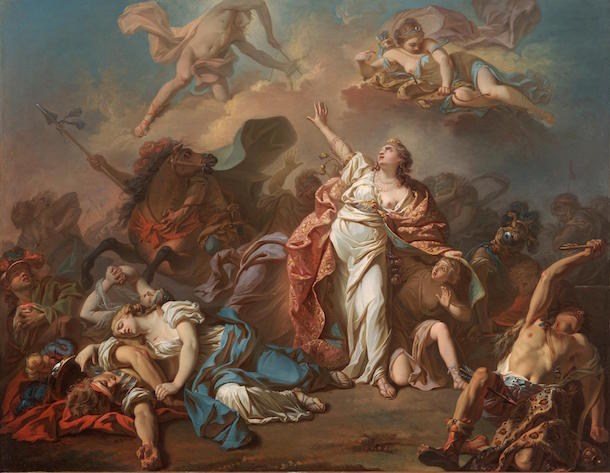 Neoclassicism History of Neoclassicism - USEUM