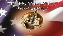 Tell us your story, the U.S. Watchdogs can help
