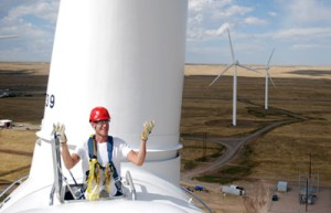 You Can Receive Help with Training Costs in the Wind Energy Field - Image from Laramie County Community College