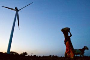 India proves affordable wind power is more than a dream. Image from RechargeNews.