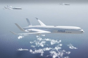 Airbus Sets New Targets for How Flight Should Look by 2050