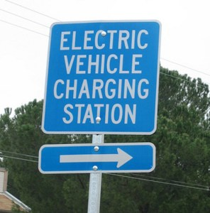 Electric Vehicle Charging Station Use Is on the Rise in Many Cities - Image from GRPulse.com