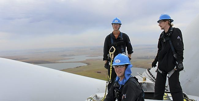 Wind Turbine Technician is the Fastest-Growing Profession in the US