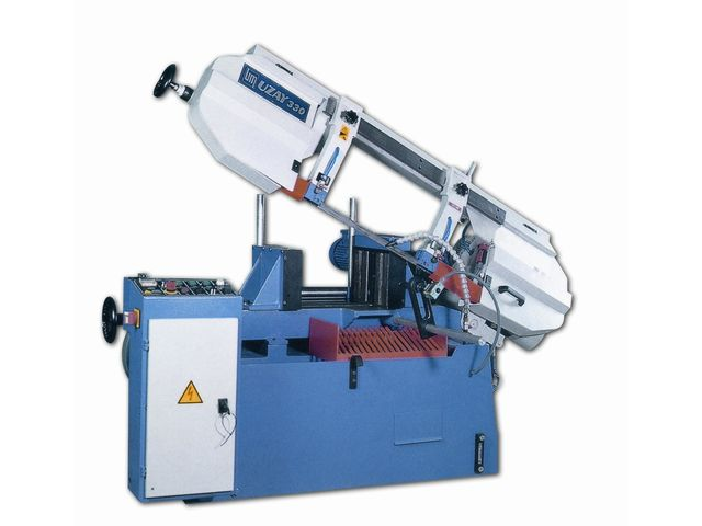 Les Machine Industrielle Scie A Ruban Uzay Umso 350 | Contact Didelon Machines Outils