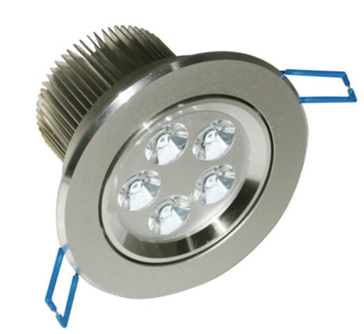 Spot Led Rond Encastrable 9w Blanc Naturel Led Osram - Spot Led Video