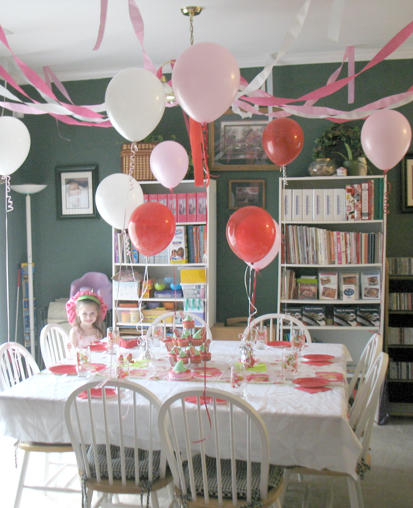 A Ideas For Table Decorations For
