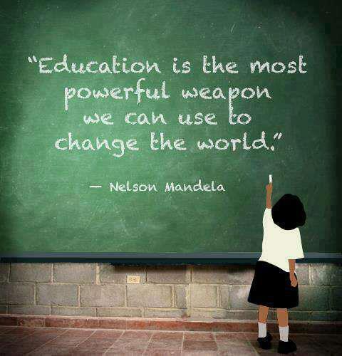 MandelaEducationMostPowerfulWeapon2