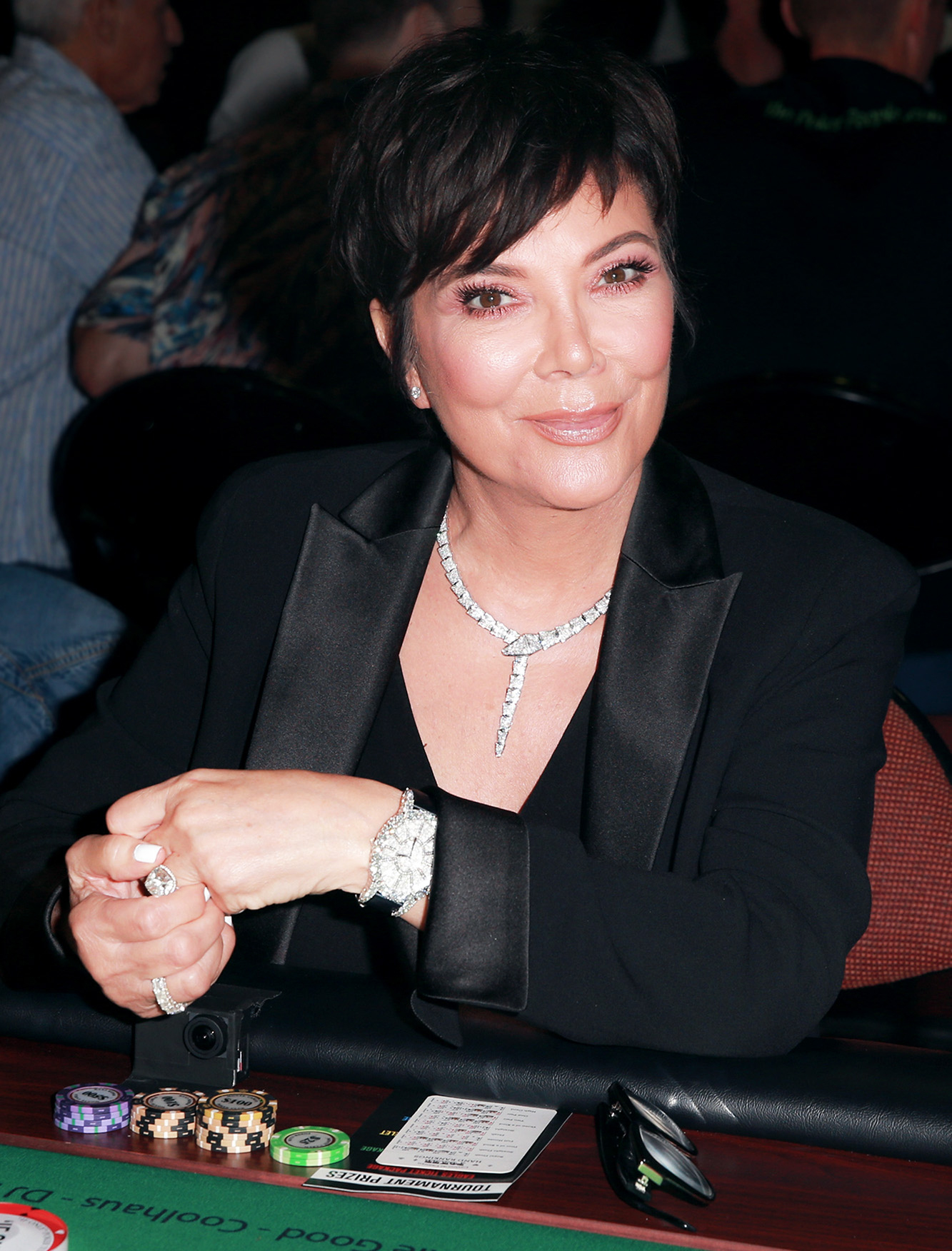 Sasha Chris Badkamer Kris Jenner Has An Amazing Connection With Grandson Mason Disick
