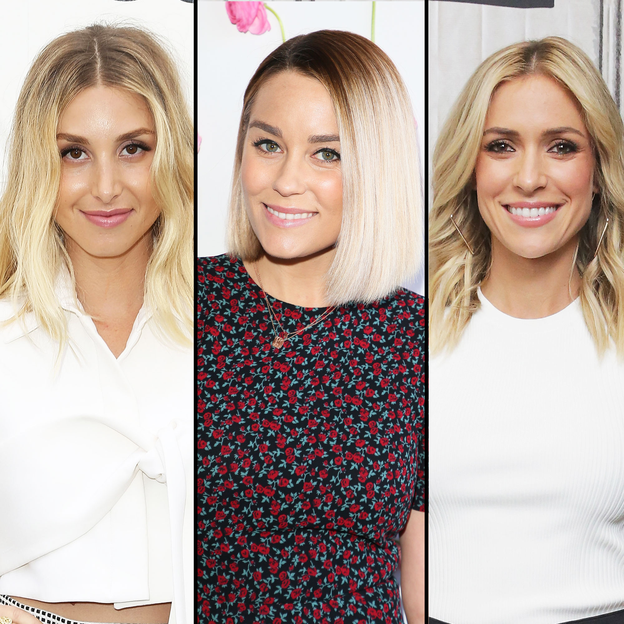 Lauren Conrad Whitney Port On Lauren Conrad Kristin Cavallari And The Hills