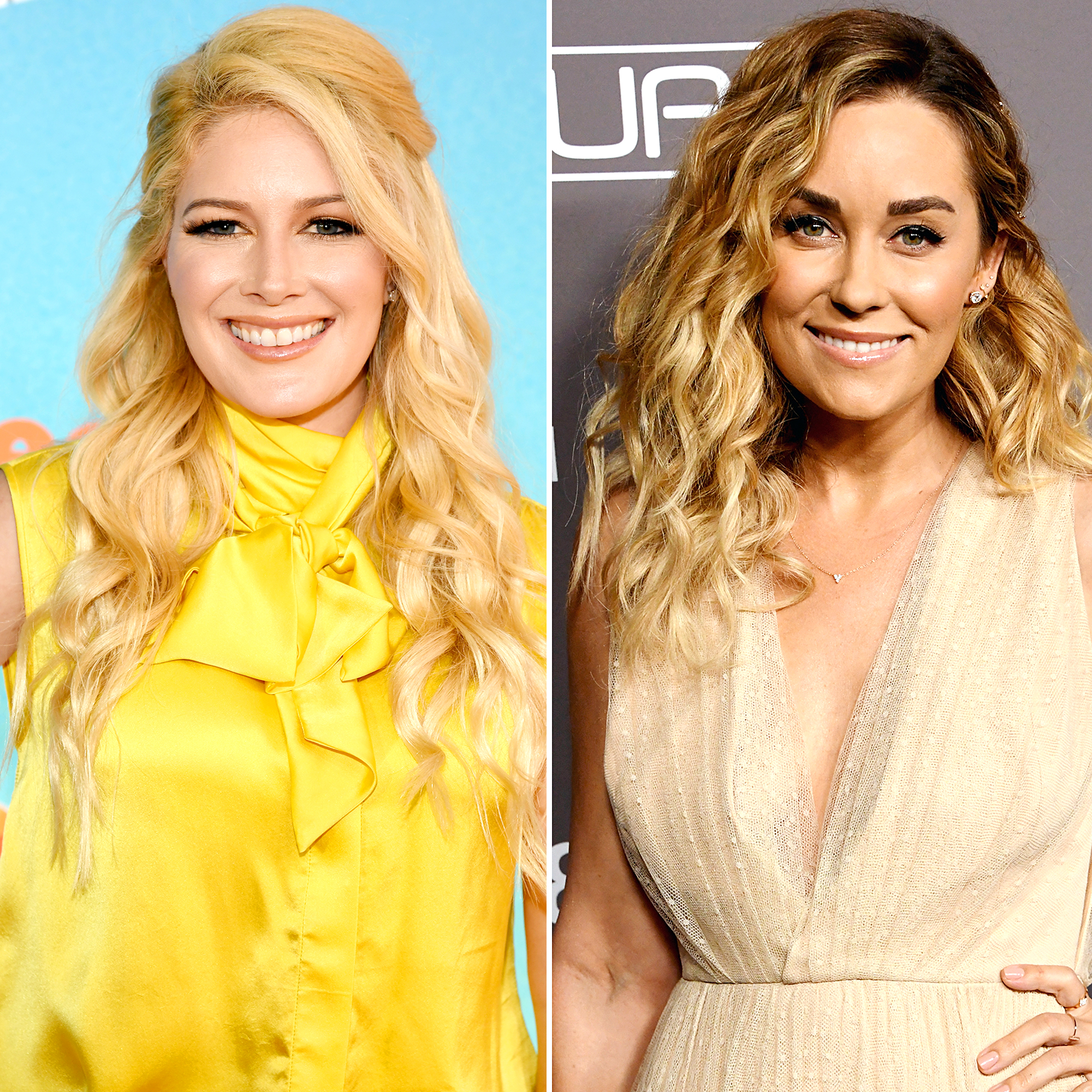 Lauren Conrad Heidi Montag Is Excited Lauren Conrad Isn T On The Hills