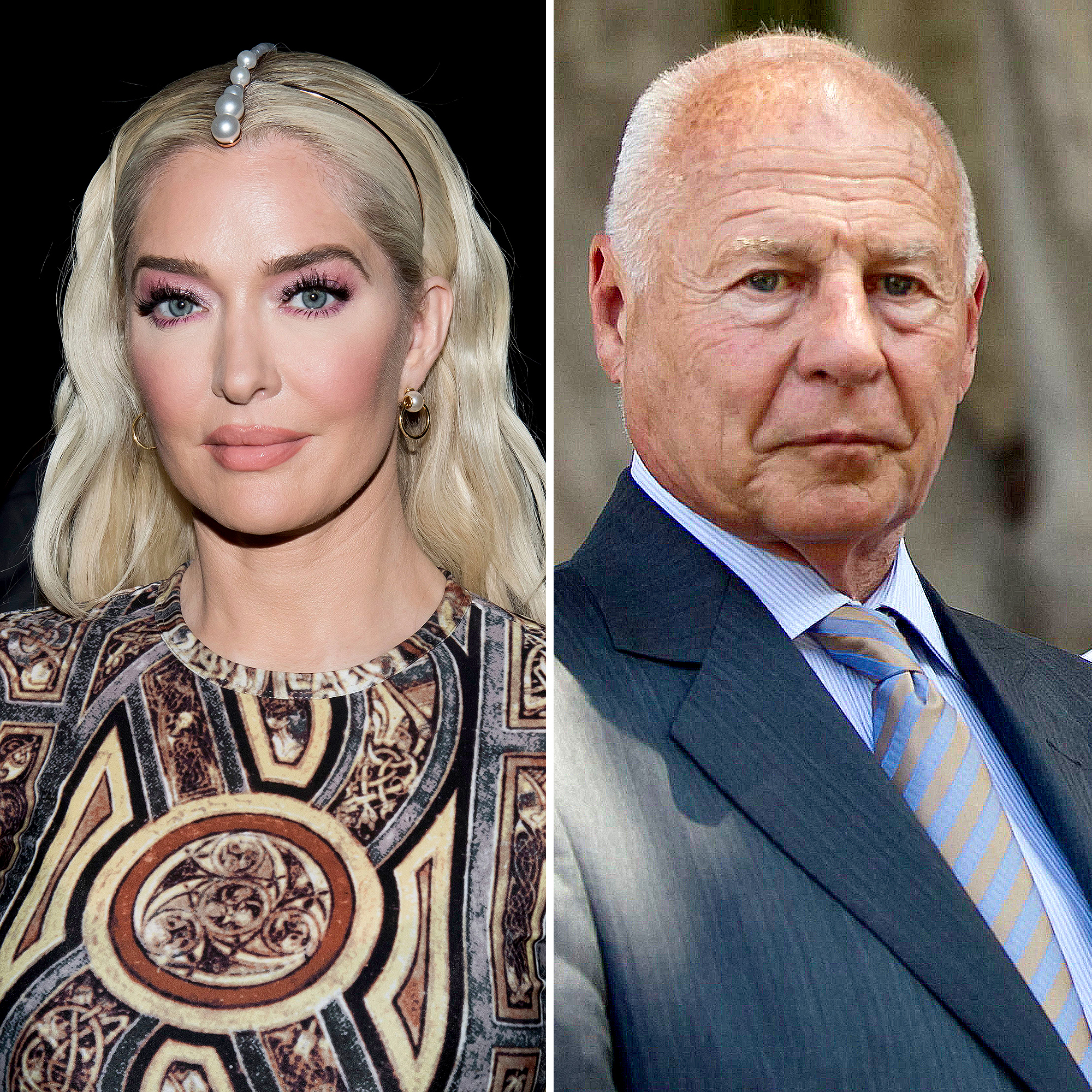 Erika Jayne Breaks Silence On Tom Girardi Drama In Rhobh Trailer