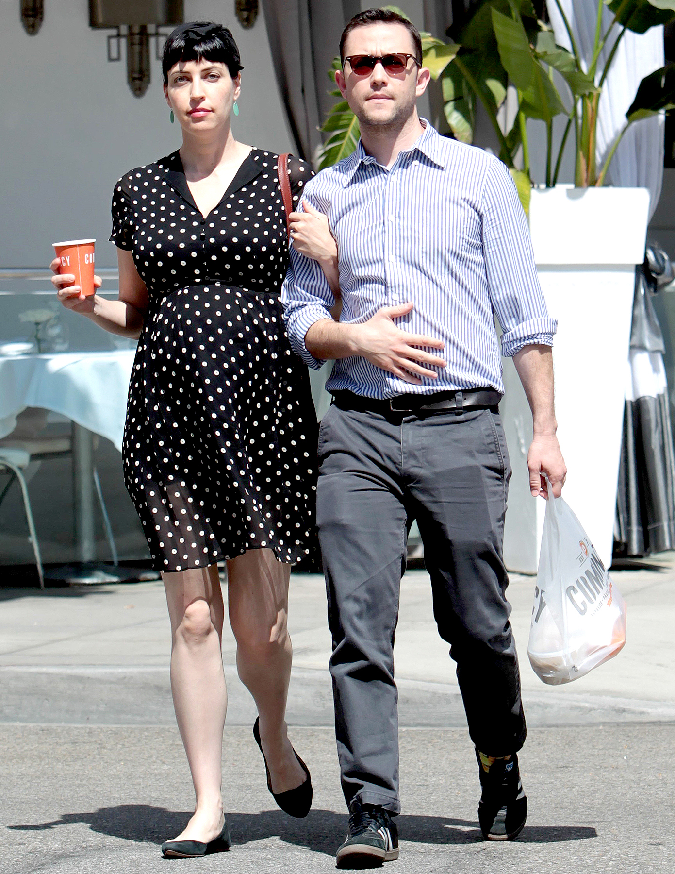 18 Geburtstag Party Outfit Joseph Gordon Levitt Tasha Mccauley Welcome Second Child