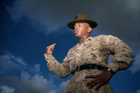 The Skinny on Drill Instructor Duty What is it really like? - USMC Life