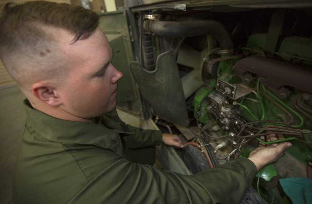Marine Corps adds microgrids for superior generator power - USMC Life