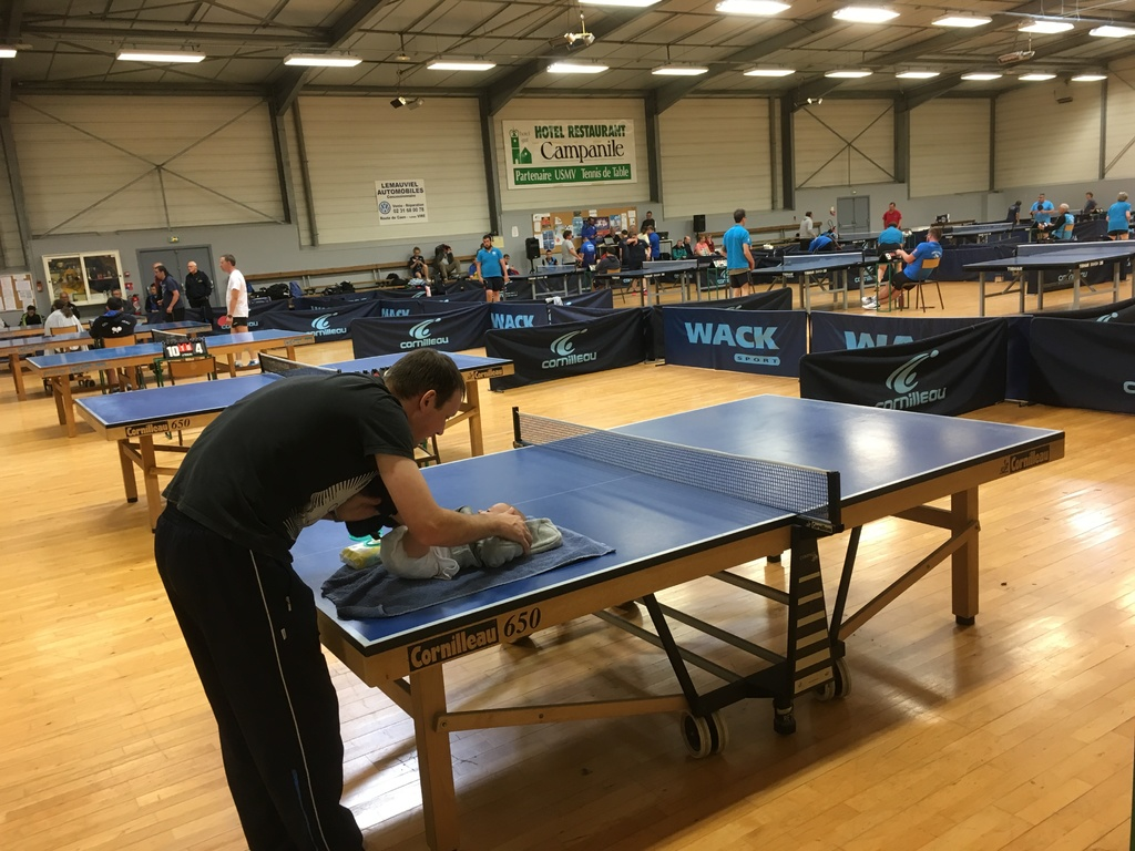 Wack Sport Tennis De Table Accueil Du