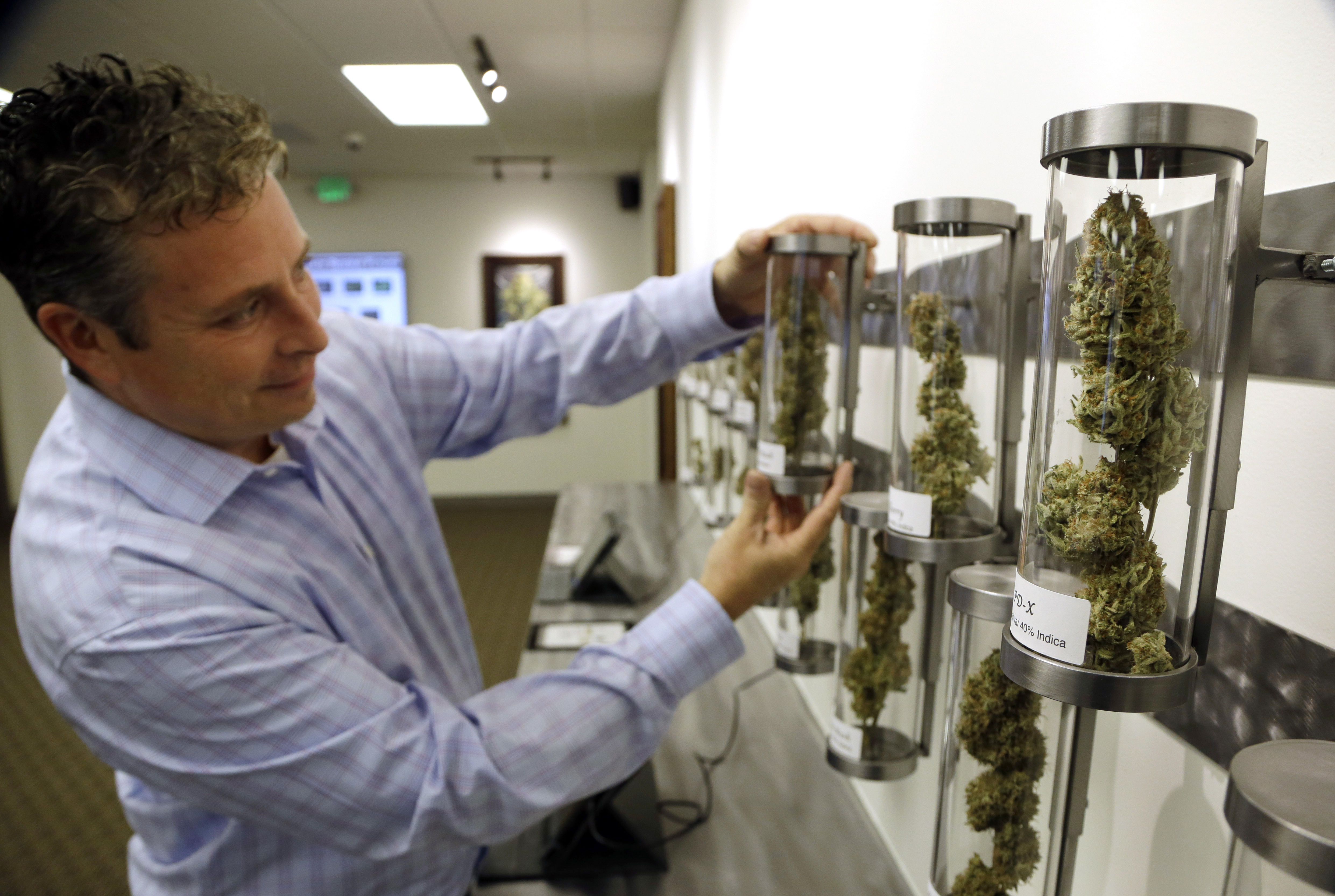 Advice Investing Pot Legalization: Gateway To What? | Us News
