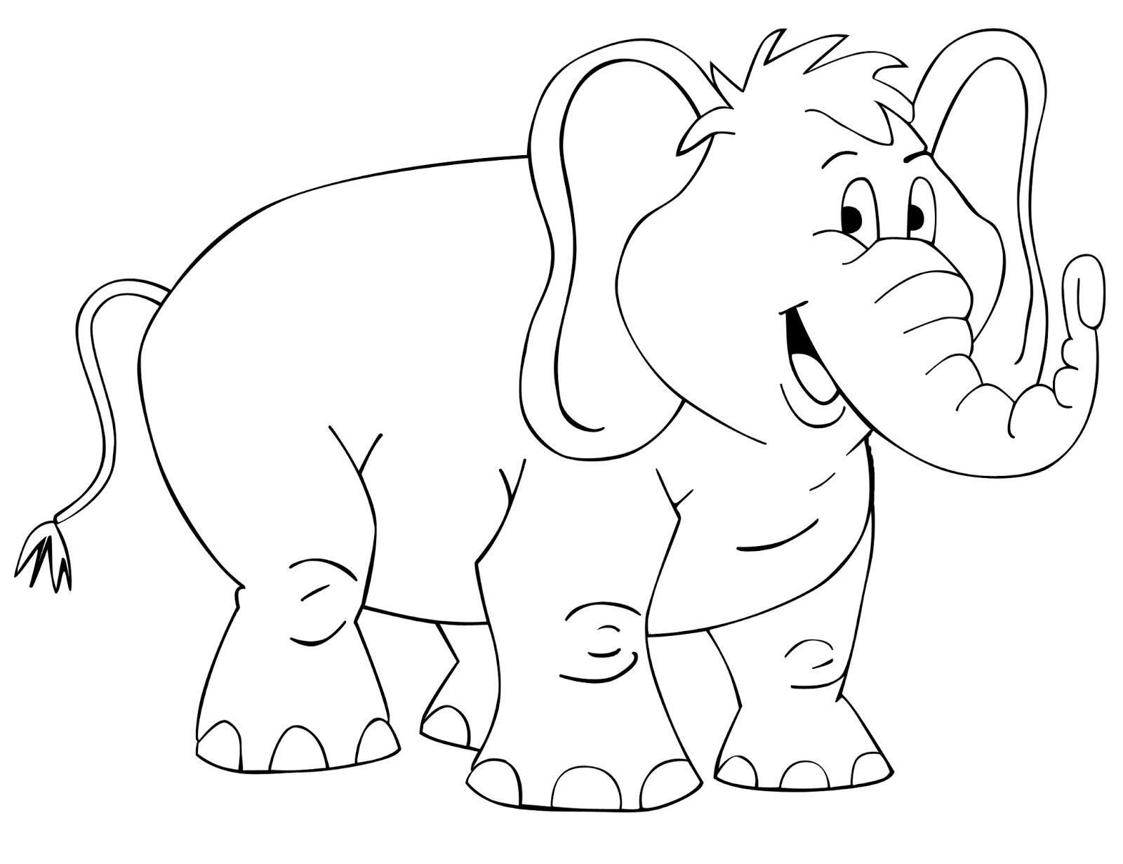 Mewarnai Gambar Harimau Singa Slide 3 Yg Warnai