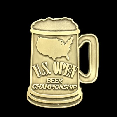 Artwork- U.S. Open Medals - US Open Beer Championship