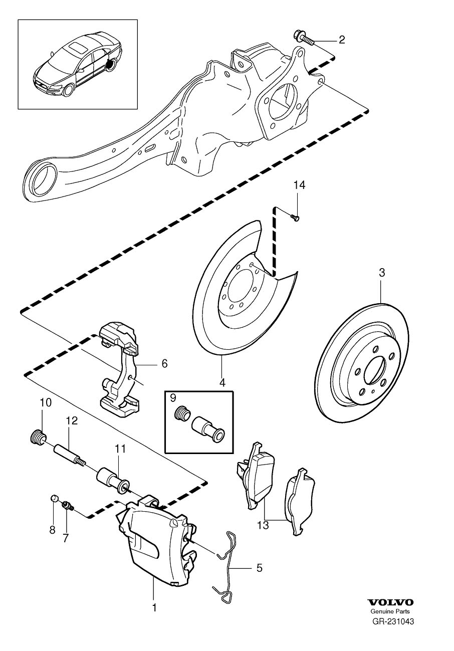 1987 volvo 740gle vacuum diagram by pablo