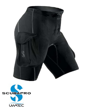 scubapro-水母褲-HYBIRD T SHORTS W.CARGO POCKETS