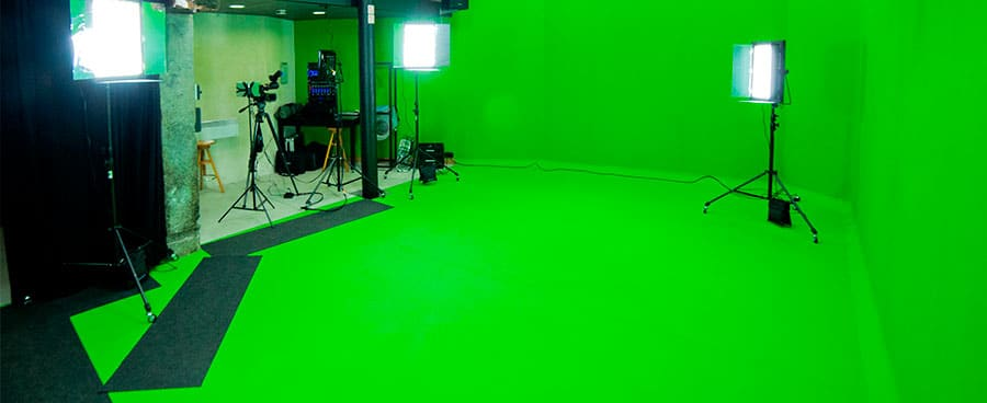 Eclairage Cinema Led Nos Studios Green Key - Usp Movies