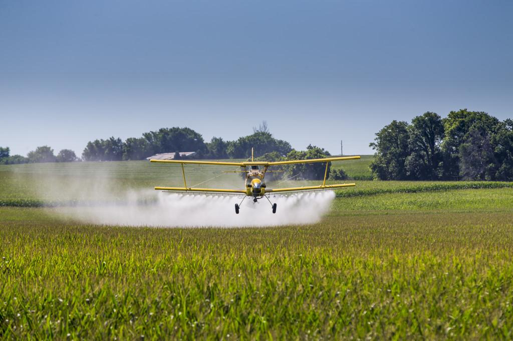 The GMO / pesticide treadmill breeds profits